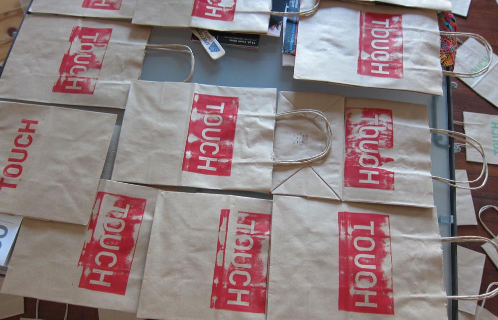 bag close-up